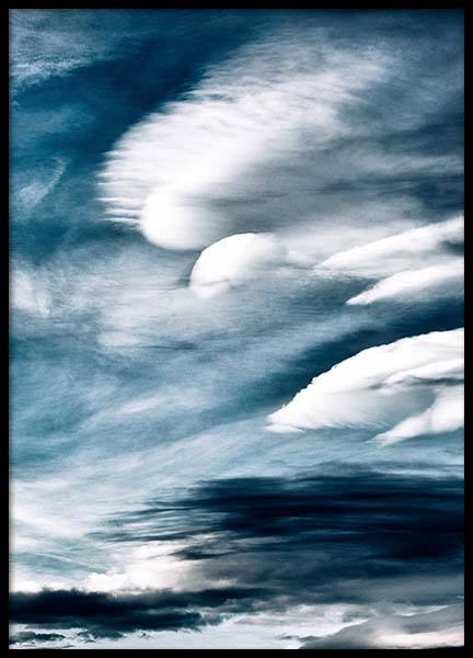 Moody Skyscape Poster in der Gruppe Poster / Naturmotive bei Desenio AB (10086)