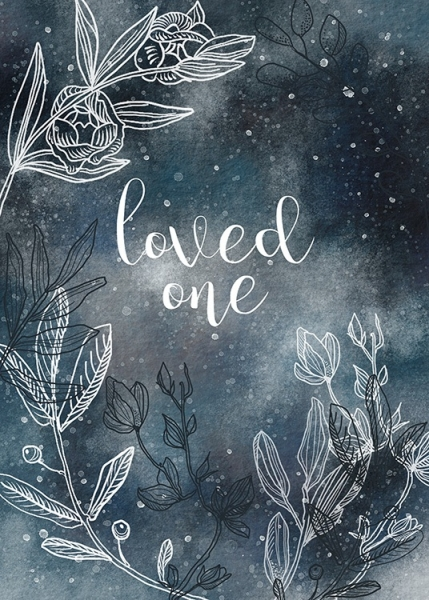 Loved One Poster in der Gruppe Poster / Illustration bei Desenio AB (11291)