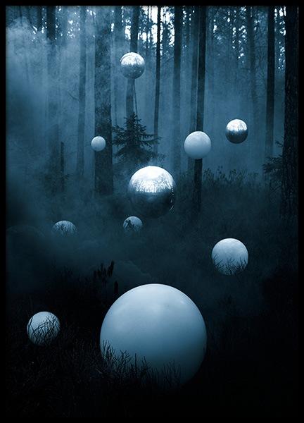 Deep Forest Poster