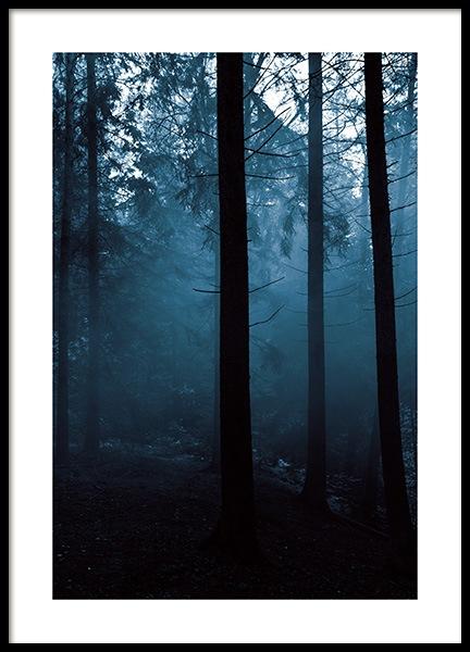 Mystery Fog Poster