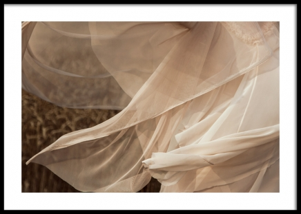 Dancing in Tulle Close up Poster