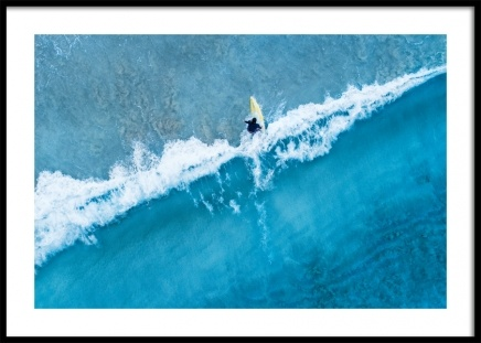 Catch a Wave Poster in der Gruppe Poster / Naturmotive bei Desenio AB (12458)