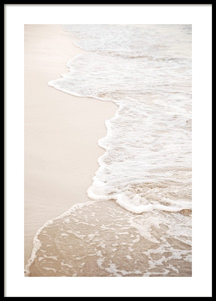 Waves of Silence Poster