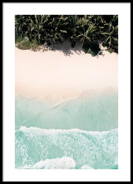 Caribbean Dream Poster