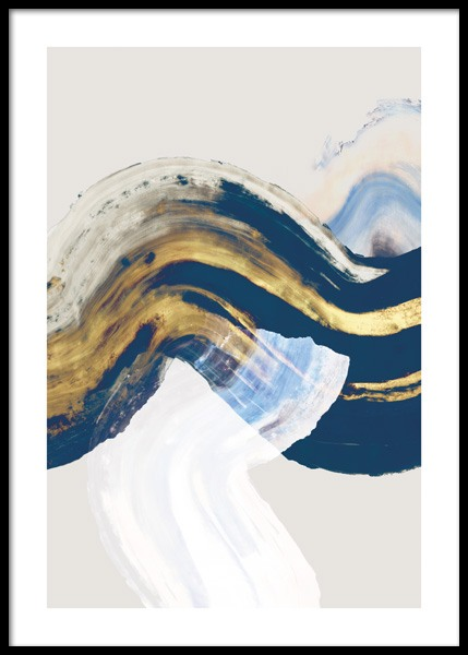 Color Brush No1 Poster