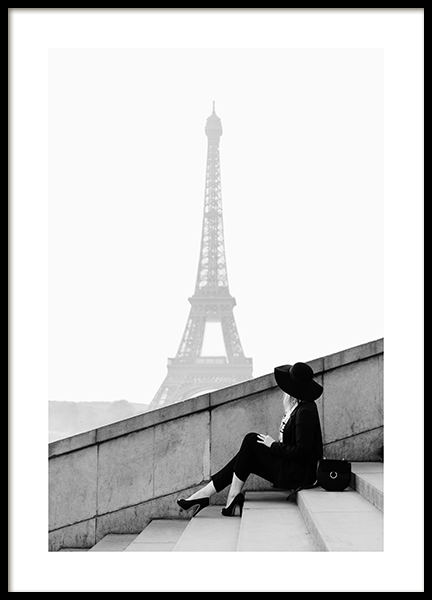 Parisian Chic Poster