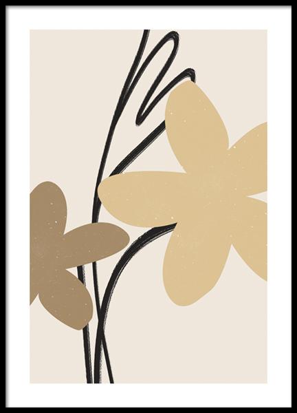 Wallflower No2 Poster