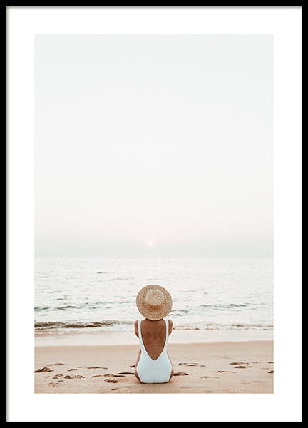 Dreaming by the Sea Poster