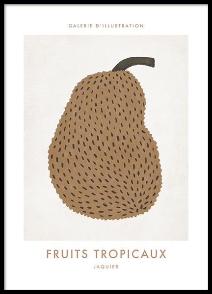 Jaquier Poster