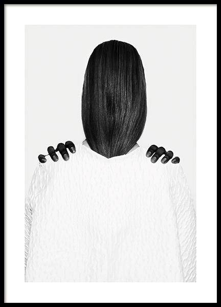 Dark Hands Poster