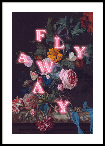 Fly Away Poster