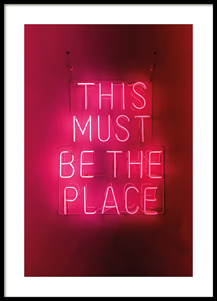 The Place Poster
