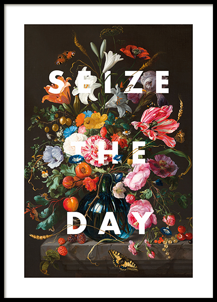 Seize the Day Poster