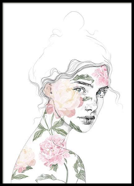 Botanical #1 Poster