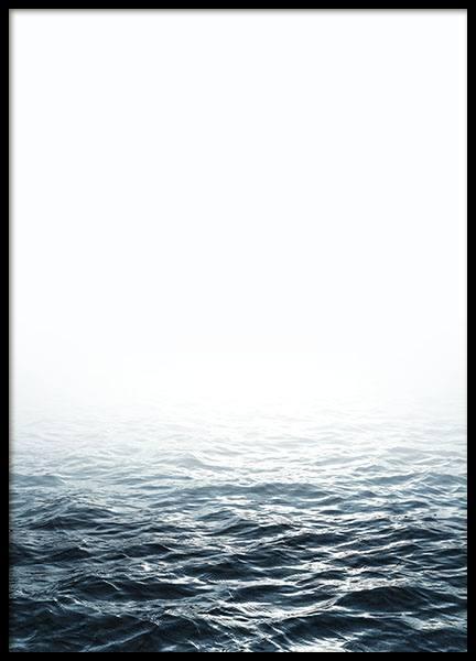 Ocean, Poster
