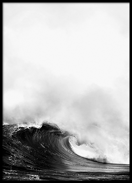 Wave, Poster