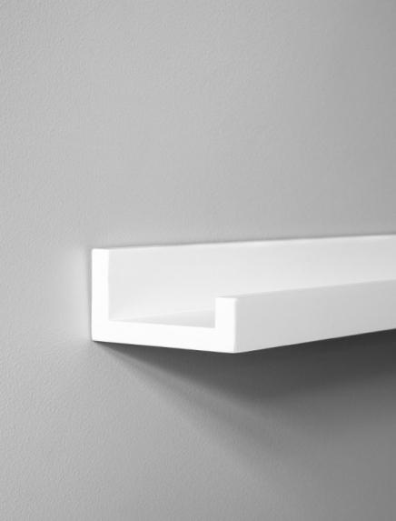 wei e bilderleiste 70 cm zubeh r collage desenio. Black Bedroom Furniture Sets. Home Design Ideas