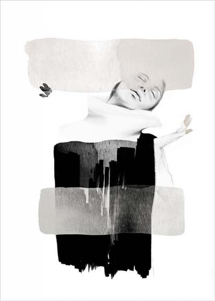 Anna Bülow Symphony Of Now Poster
