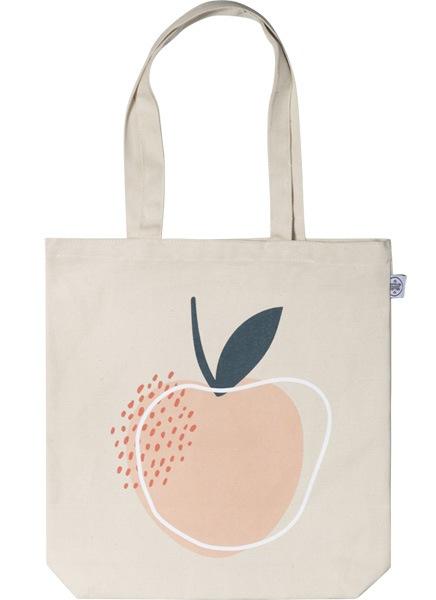 Life is Peachy Tote Bag