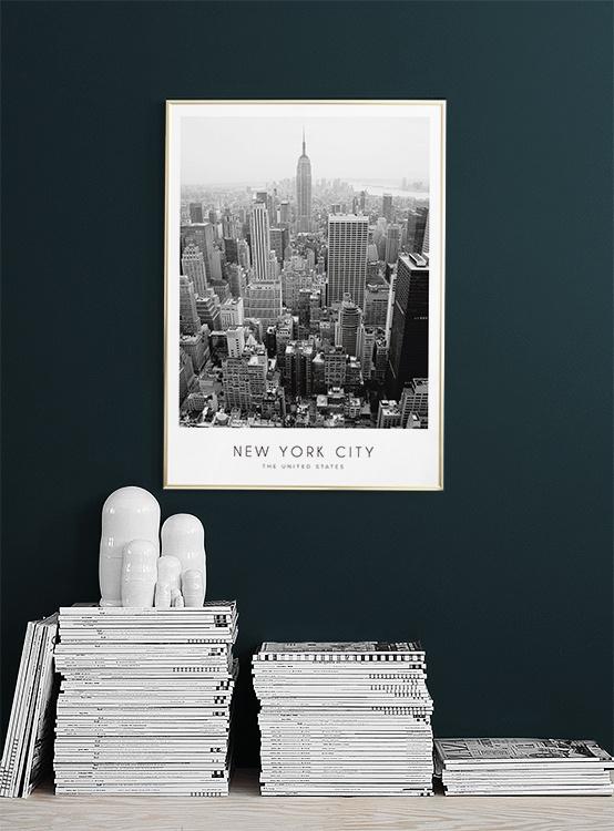 poster von new york poster mit st dtefotos plakate. Black Bedroom Furniture Sets. Home Design Ideas