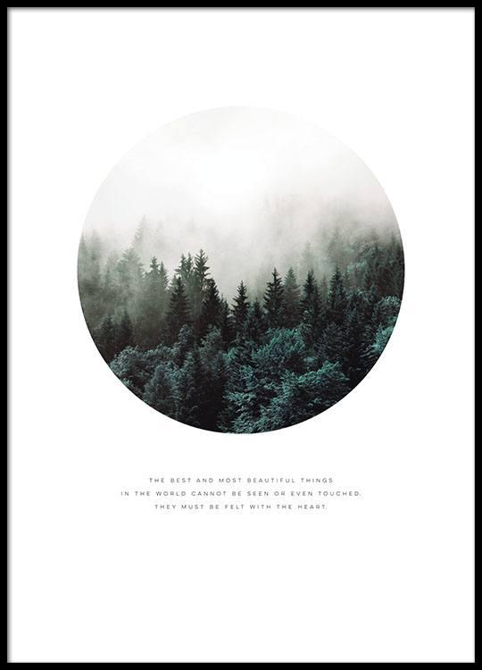 poster mit naturmotiven poster mit fotokunst und text. Black Bedroom Furniture Sets. Home Design Ideas
