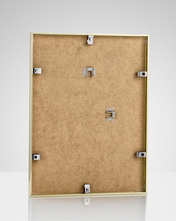 goldener bilderrahmen 30x40 goldrahmen f r poster online. Black Bedroom Furniture Sets. Home Design Ideas