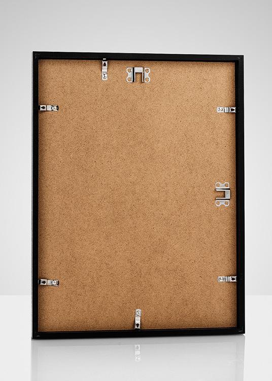 schwarzer rahmen in der gr e 30x40 cm. Black Bedroom Furniture Sets. Home Design Ideas