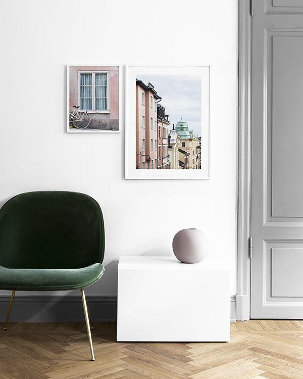 Bilderwand im wohnzimmer gestalten sie im wohnzimmer - Bilderwand wohnzimmer ...