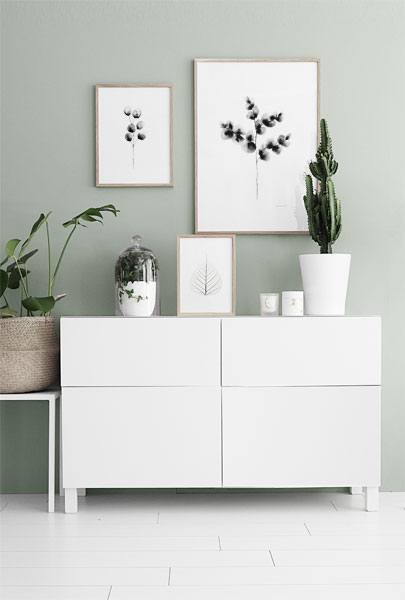 bilderwand im schlafzimmer gestaltungsbeispiele f r. Black Bedroom Furniture Sets. Home Design Ideas