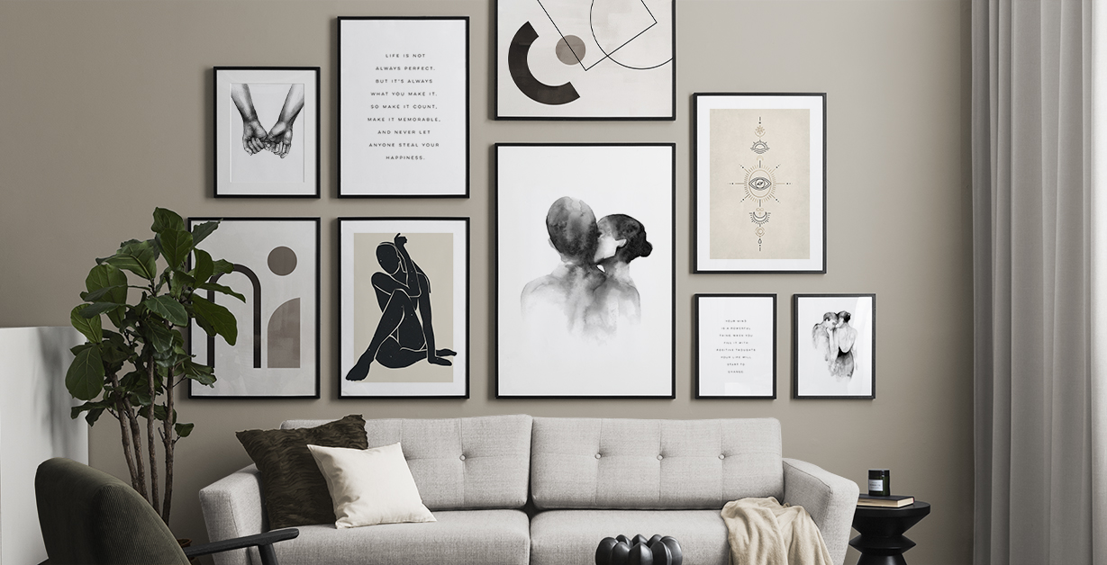 Einrichtungsideen Und Inspiration Kunst Wohnideen Desenio De