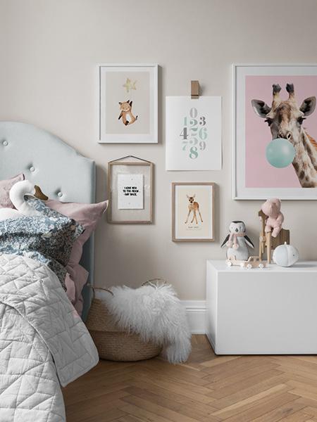 Poster für Kinderzimmer | Kinderposter | Bilder für Kinder ...