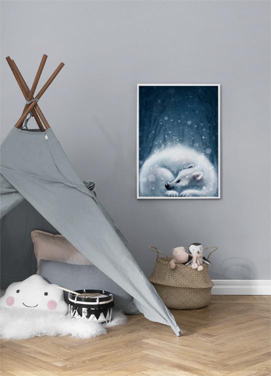 5 einfache Dekorationstipps für ein schönes Babyzimmer | Desenio.de
