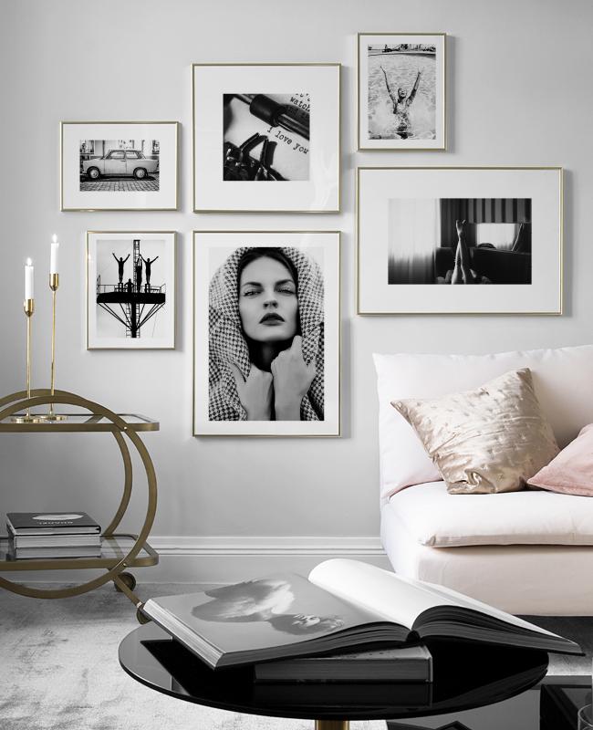 Dekotipps Wohnzimmer – Dekoriere dein Wohnzimmer in Grau!
